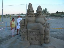 Ma che bel castello marina romea bagno luisa sandytales - Bagno corallo marina romea ...
